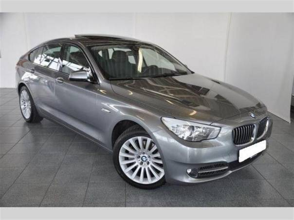 BMW Řada 5 535xd Gran Turismo TOP VÝBAVA, foto 1 Auto – moto , Automobily | spěcháto.cz - bazar, inzerce zdarma