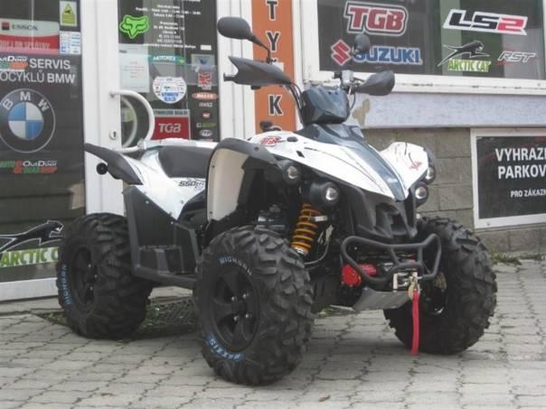 TGB Target Target 550 EFI NAVIJÁK SPZ, foto 1 Auto – moto , Motocykly a čtyřkolky | spěcháto.cz - bazar, inzerce zdarma