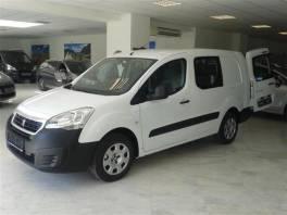 Peugeot Partner POLOCOMBI L2 1.6 HDi 90k , Užitkové a nákladní vozy, Do 7,5 t  | spěcháto.cz - bazar, inzerce zdarma