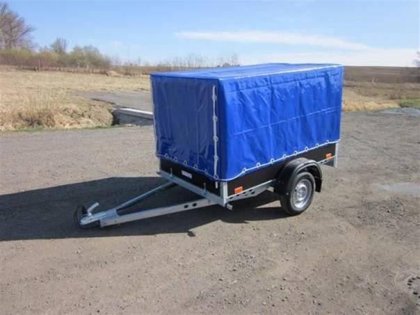 PV 750 2,1/1,28/1,20-3, foto 1 Užitkové a nákladní vozy, Přívěsy a návěsy | spěcháto.cz - bazar, inzerce zdarma