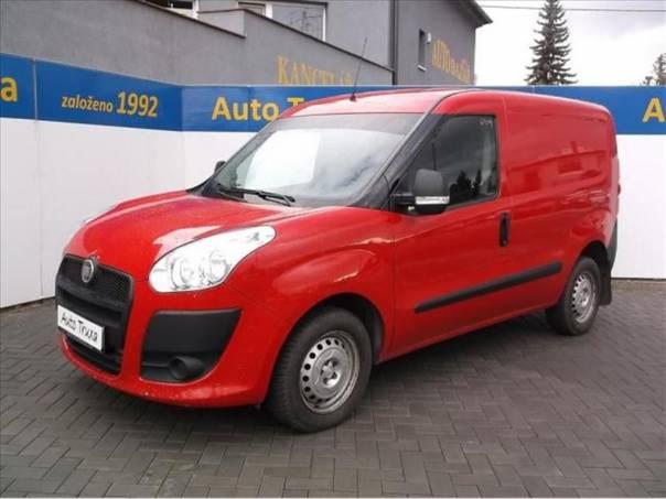 Fiat Dobló cargo 1.3 JTD 1.majitel,serviska, foto 1 Užitkové a nákladní vozy, Do 7,5 t | spěcháto.cz - bazar, inzerce zdarma