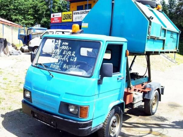 Gasolone  28 popelar lis 2.5m3, foto 1 Užitkové a nákladní vozy, Do 7,5 t | spěcháto.cz - bazar, inzerce zdarma