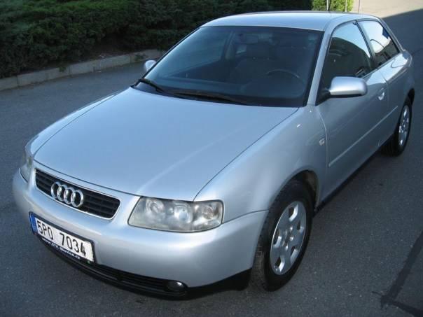 Audi A3 1.6i, Perfektní stav, foto 1 Auto – moto , Automobily | spěcháto.cz - bazar, inzerce zdarma