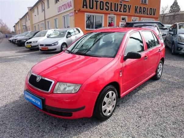 Škoda Fabia 1.4 MPi, ČR, 2.maj., foto 1 Auto – moto , Automobily | spěcháto.cz - bazar, inzerce zdarma
