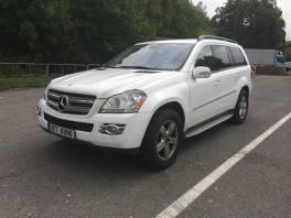 Mercedes-Benz Třída GL 320 CDI 4M plná výbava