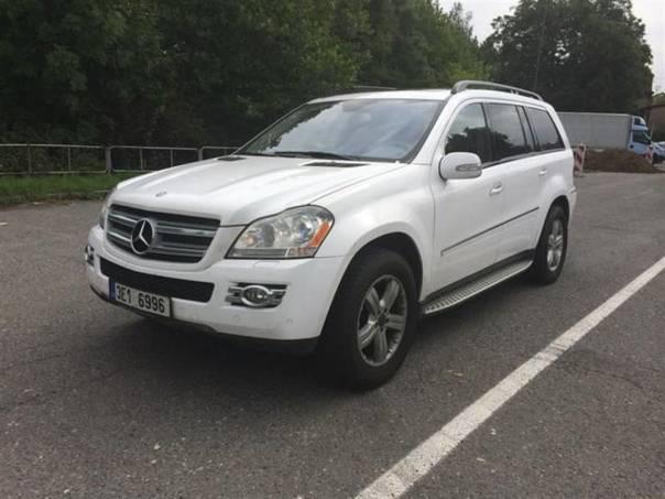 Mercedes-Benz Třída GL 320 CDI 4M plná výbava, foto 1 Auto – moto , Automobily | spěcháto.cz - bazar, inzerce zdarma