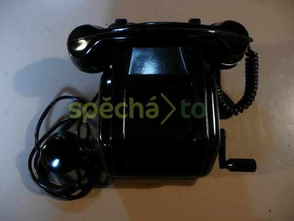 Historické telefonnní přístroje, foto 1 Hobby, volný čas, Sběratelství a starožitnosti | spěcháto.cz - bazar, inzerce zdarma