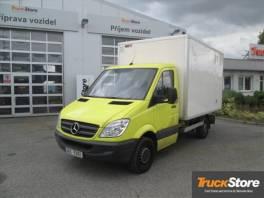 Mercedes-Benz Sprinter 2,1   Standard 313 KA Euro5 , Užitkové a nákladní vozy, Do 7,5 t    spěcháto.cz - bazar, inzerce zdarma