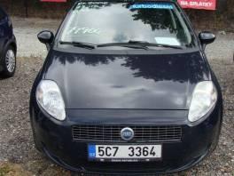Fiat Grande Punto 1.3 JTD 66 KW , Auto – moto , Automobily  | spěcháto.cz - bazar, inzerce zdarma