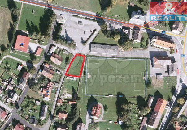 Prodej pozemku, Černá v Pošumaví, foto 1 Reality, Pozemky | spěcháto.cz - bazar, inzerce