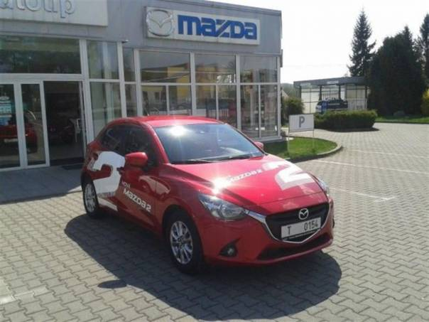 Mazda 2 Limited Edition Hazumi 1,5i 90K, foto 1 Auto – moto , Automobily | spěcháto.cz - bazar, inzerce zdarma