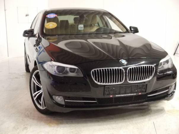 BMW Řada 5 520d SPORT/ZÁRUKA, foto 1 Auto – moto , Automobily | spěcháto.cz - bazar, inzerce zdarma
