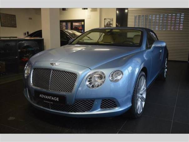 Bentley  6.0 V12, foto 1 Auto – moto , Automobily | spěcháto.cz - bazar, inzerce zdarma