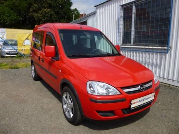 Opel Combo 1.4i 16V TOUR COSMO,16230 KM, foto 1 Auto – moto , Automobily | spěcháto.cz - bazar, inzerce zdarma