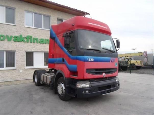 PREMIUM 420 DCI, manuál, EURO 3 > VIN 393, foto 1 Užitkové a nákladní vozy, Nad 7,5 t | spěcháto.cz - bazar, inzerce zdarma
