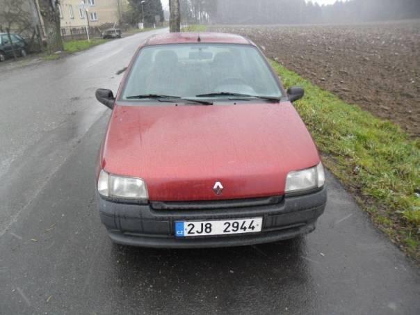 Renault Clio 1.2 RN, foto 1 Auto – moto , Automobily | spěcháto.cz - bazar, inzerce zdarma