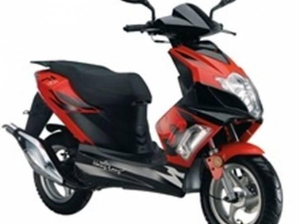 FORTE 5, foto 1 Auto – moto , Motocykly a čtyřkolky | spěcháto.cz - bazar, inzerce zdarma
