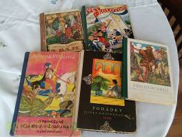 5x staré pohádky pro děti a sběratele , Hobby, volný čas, Knihy  | spěcháto.cz - bazar, inzerce zdarma