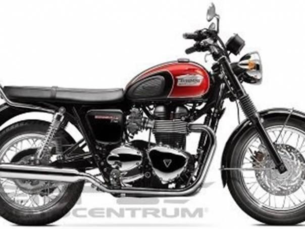 Triumph Bonneville Bonneville T100 2015, foto 1 Auto – moto , Motocykly a čtyřkolky   spěcháto.cz - bazar, inzerce zdarma