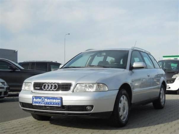 Audi A4 1.8T*QUATRO*AUT.KLIMA, foto 1 Auto – moto , Automobily   spěcháto.cz - bazar, inzerce zdarma