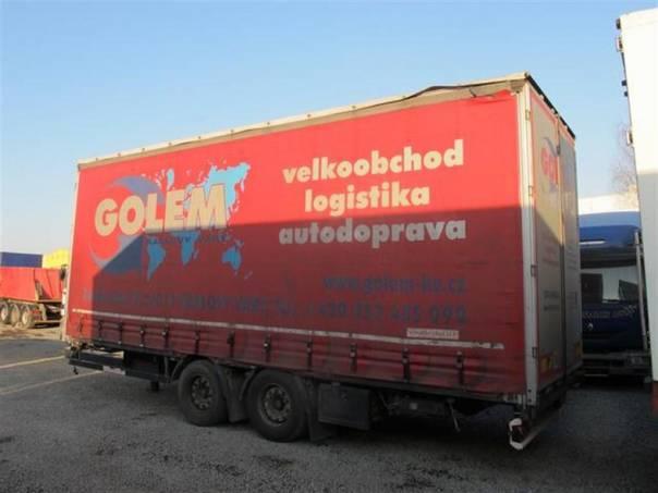 TPA 2/E Tandem - průchozí, foto 1 Užitkové a nákladní vozy, Přívěsy a návěsy | spěcháto.cz - bazar, inzerce zdarma