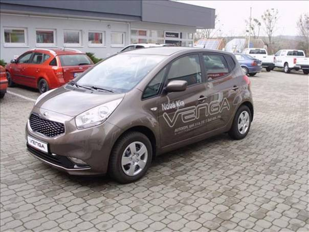 Kia Venga 1.4 CVVT COMFORT 2015, foto 1 Auto – moto , Automobily | spěcháto.cz - bazar, inzerce zdarma