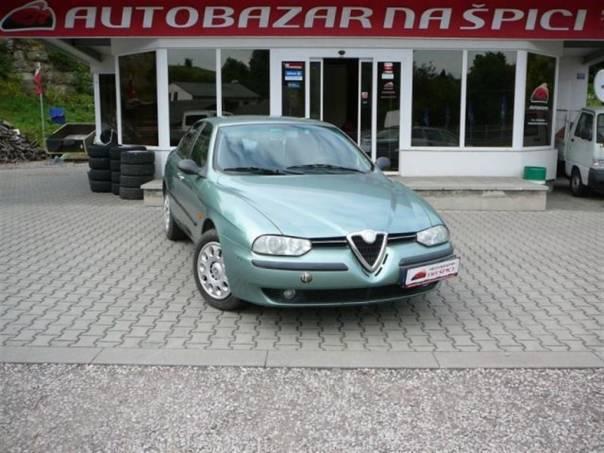 Alfa Romeo 156 1.8i 106kW EKO ZAPLACEN, foto 1 Auto – moto , Automobily | spěcháto.cz - bazar, inzerce zdarma