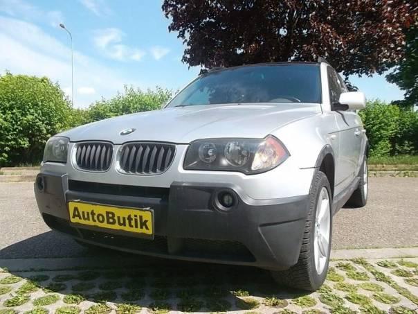 BMW X3 2,5 Automat, foto 1 Auto – moto , Automobily | spěcháto.cz - bazar, inzerce zdarma