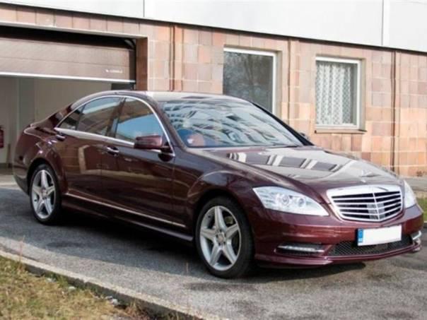 Mercedes-Benz Třída S S 500 4Matic, foto 1 Auto – moto , Automobily | spěcháto.cz - bazar, inzerce zdarma