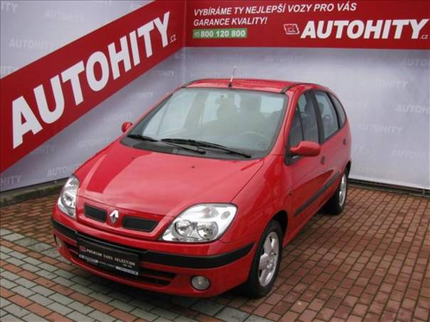 Renault Scénic 1.6 16V, KLIMA, foto 1 Auto – moto , Automobily | spěcháto.cz - bazar, inzerce zdarma