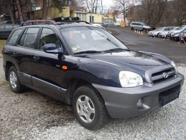 Hyundai Santa Fe 2.0 CRDi klima,tempomat,83kW, foto 1 Auto – moto , Automobily | spěcháto.cz - bazar, inzerce zdarma