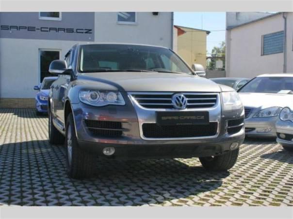 Volkswagen Touareg 3.0 TDI Aut., ČR, SERVISKA, ZÁRUKA, foto 1 Auto – moto , Automobily | spěcháto.cz - bazar, inzerce zdarma