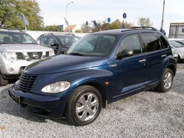 Chrysler PT Cruiser 2.2 CRD Limited, foto 1 Auto – moto , Automobily | spěcháto.cz - bazar, inzerce zdarma