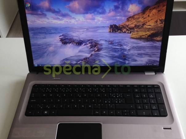 Notebook 17' HP Pavilion dv7-4180ec, foto 1 PC, tablety a příslušenství , Notebooky   spěcháto.cz - bazar, inzerce zdarma