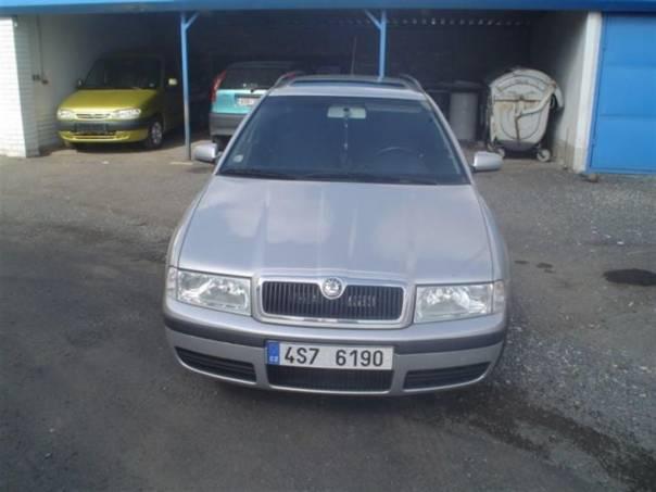Škoda Octavia 1.9 TDI 4x4 Elegance, foto 1 Auto – moto , Automobily | spěcháto.cz - bazar, inzerce zdarma