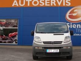 Opel Vivaro 1.9 Dti 9 míst  , Užitkové a nákladní vozy, Do 7,5 t  | spěcháto.cz - bazar, inzerce zdarma