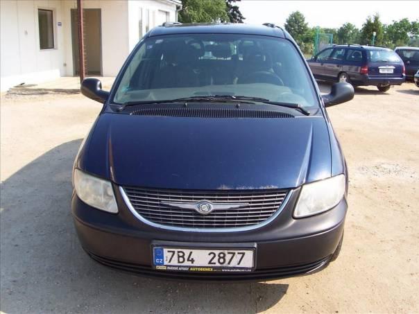 Chrysler Grand Voyager 2,5 CRD klima, foto 1 Auto – moto , Automobily | spěcháto.cz - bazar, inzerce zdarma