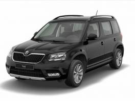 Škoda Yeti 1.4 TSI Ambition Plus