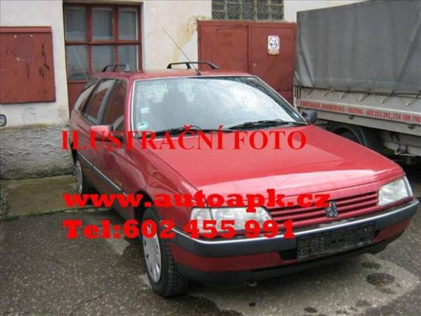 Peugeot 405 Určeno na ND,, foto 1 Náhradní díly a příslušenství, Ostatní | spěcháto.cz - bazar, inzerce zdarma