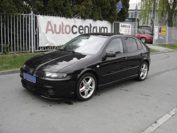 Seat Leon 1.9 CUPRA TDi 4x4 110kW-1.MAJITEL,SERVISKA,KLIMA, foto 1 Auto – moto , Automobily | spěcháto.cz - bazar, inzerce zdarma