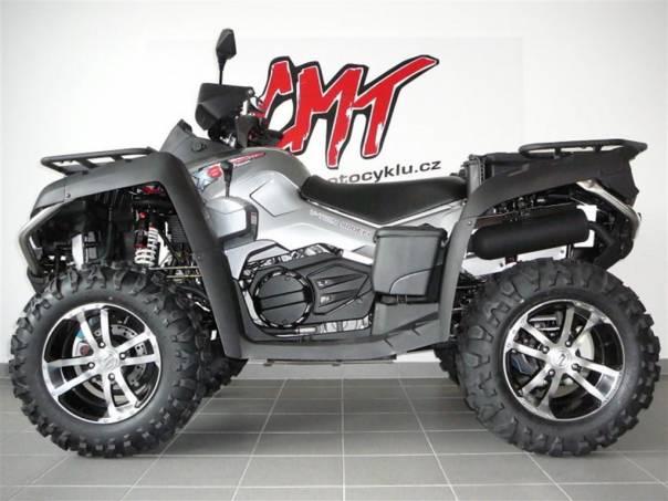 Journeyman  Gladiator X8 EFI V-twin Deluxe, foto 1 Auto – moto , Motocykly a čtyřkolky   spěcháto.cz - bazar, inzerce zdarma