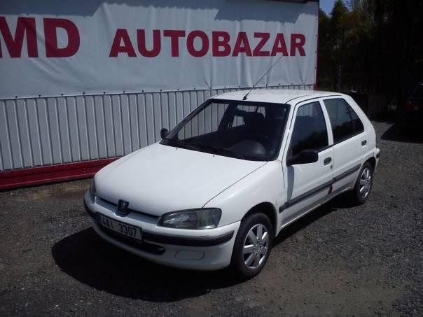Peugeot 106 1.5D EKO UHRAZENO, foto 1 Auto – moto , Automobily | spěcháto.cz - bazar, inzerce zdarma