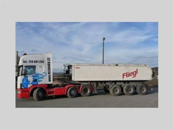 TAHAČ R 580, foto 1 Užitkové a nákladní vozy, Nad 7,5 t | spěcháto.cz - bazar, inzerce zdarma