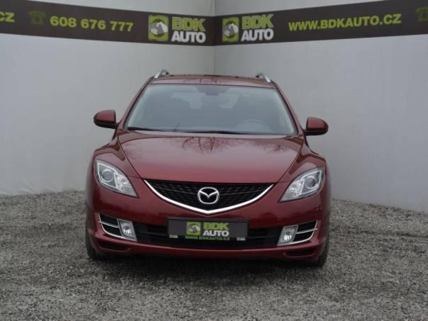 Mazda 6 2.0MZR-CD,ČR,Serv.kn., foto 1 Auto – moto , Automobily | spěcháto.cz - bazar, inzerce zdarma