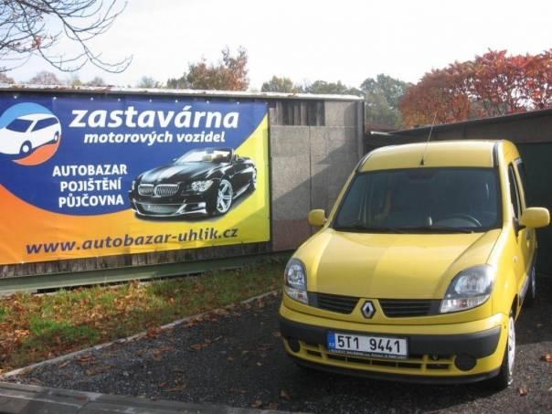 Renault Kangoo 1.2,1majtel, foto 1 Auto – moto , Automobily | spěcháto.cz - bazar, inzerce zdarma