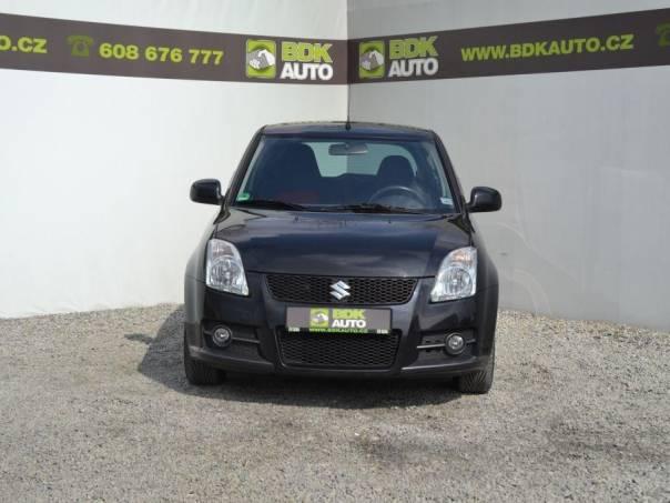 Suzuki Swift Sport,1.6i,92kW,Serv.kn.,NAVI, foto 1 Auto – moto , Automobily | spěcháto.cz - bazar, inzerce zdarma