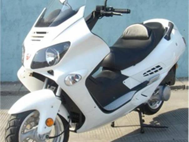 Deluxe 125, foto 1 Auto – moto , Motocykly a čtyřkolky | spěcháto.cz - bazar, inzerce zdarma