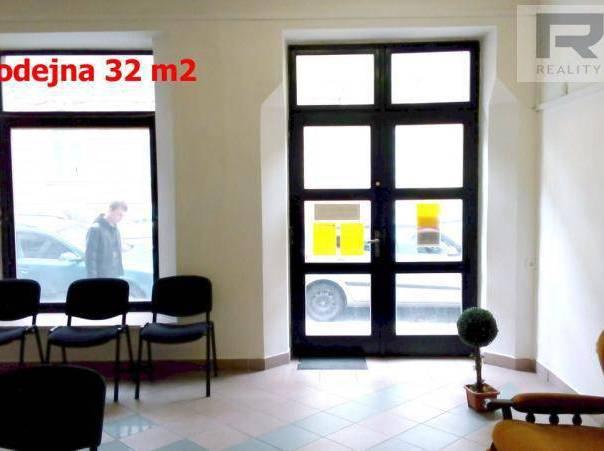 Pronájem nebytového prostoru, Olomouc - Nová Ulice, foto 1 Reality, Nebytový prostor | spěcháto.cz - bazar, inzerce