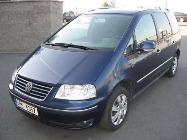 Volkswagen Sharan 2.0 TDi, Freestyle, 7 míst, foto 1 Auto – moto , Automobily | spěcháto.cz - bazar, inzerce zdarma