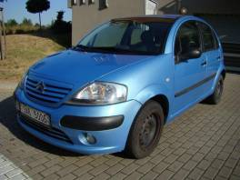 Citroën C3 1.1i 1.Maj.Čr. Serviska , Auto – moto , Automobily  | spěcháto.cz - bazar, inzerce zdarma